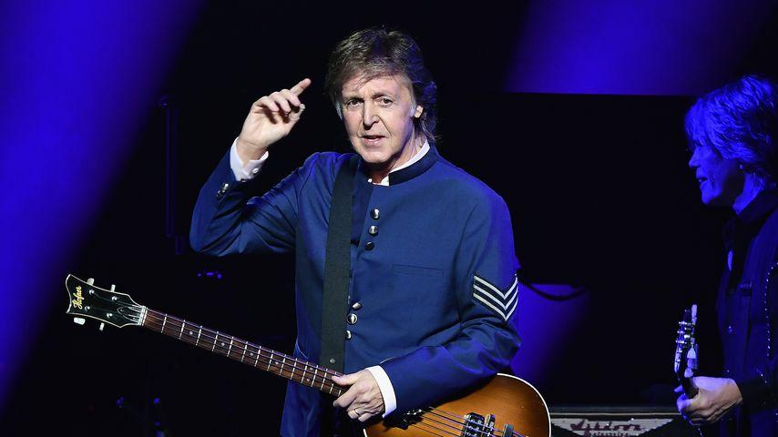 Paul McCartney träumt manchmal von einem Beatles-Revival!