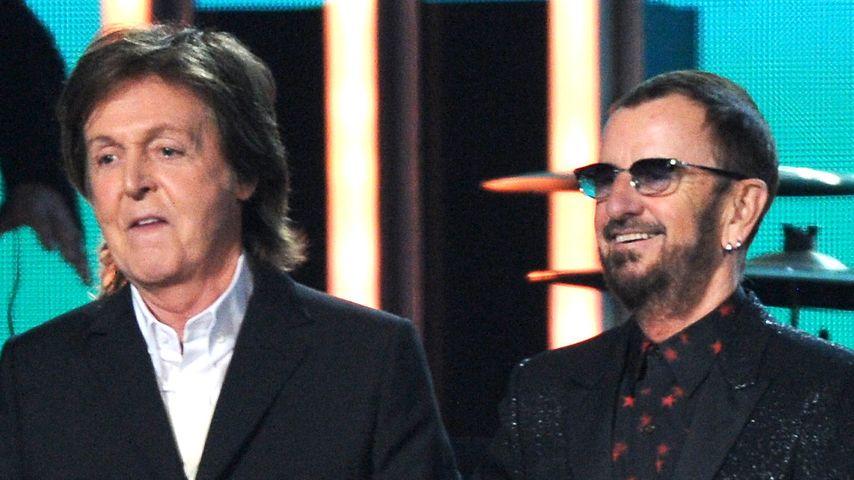 Sensation! Beatles feiern ihr Bühnen-Comeback