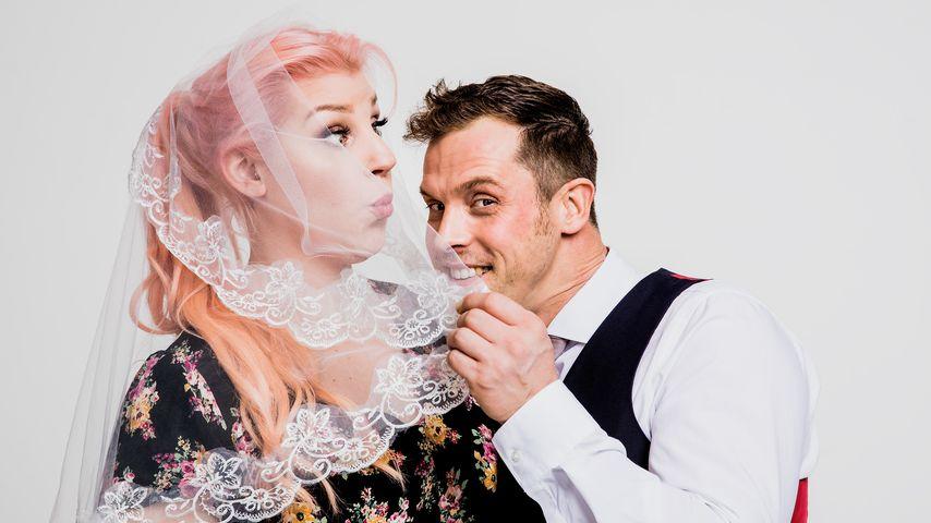 Klickende Handschellen: BTN-Hochzeit endet in Riesen-Drama!