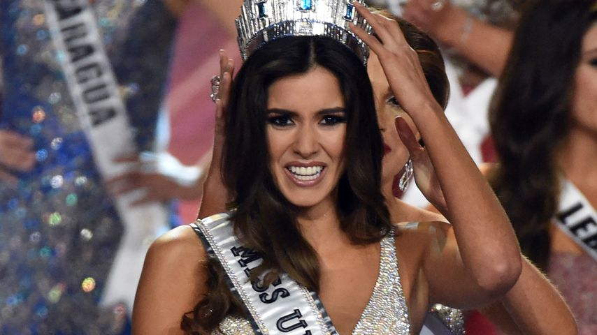 """Paulina Vega beim """"Miss Universe""""-Contest 2014 in Miami"""
