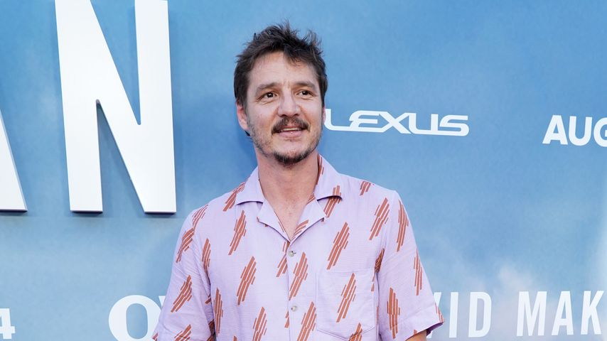 "Pedro Pascal bei der Premiere von ""David Makes Man"""