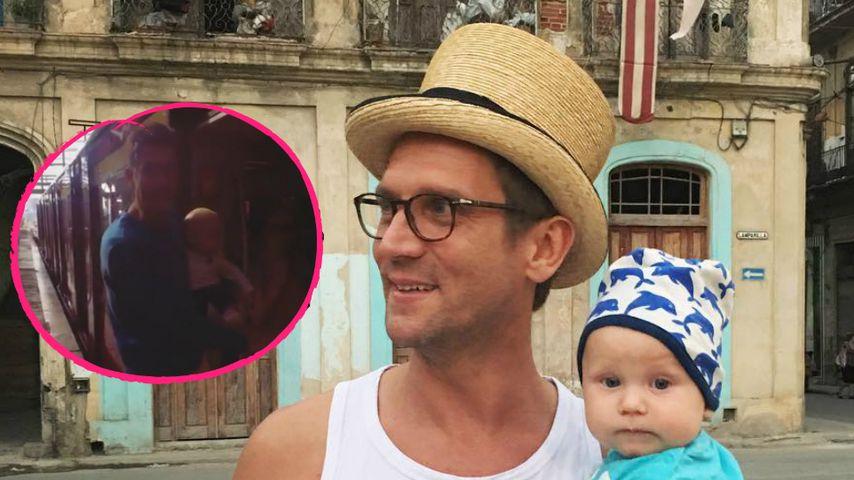 Großes Abenteuer: Peer macht Papa-Sohn-Tag mit Emil-Ocean