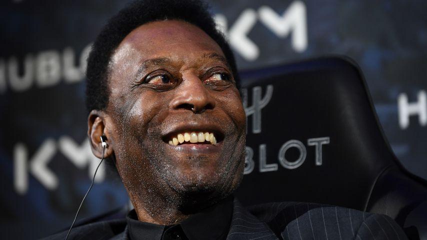 Pelé, Fußballer