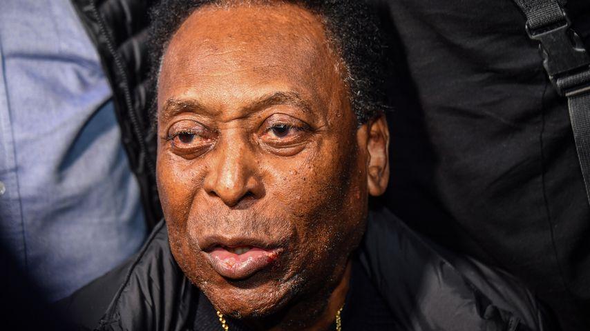 Nach Tumorentfernung: Fußballlegende Pelé gibt ein Update
