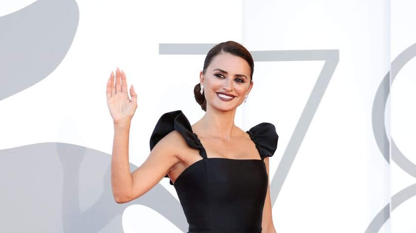 Penelope Cruz bei den 78. Internationalen Filmfestspielen von Venedig 2021