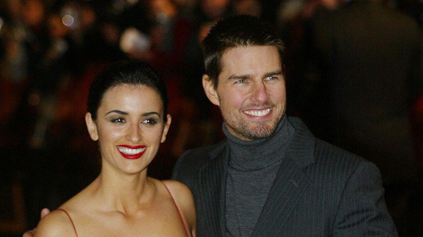 Penelope Cruz und Tom Cruise