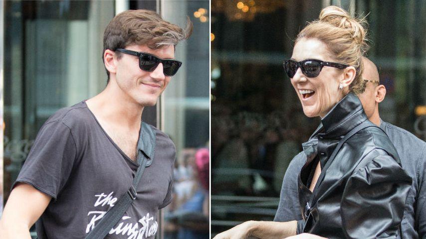 Verliebt in Berlin? Céline Dion nur im Doppelpack mit Lover