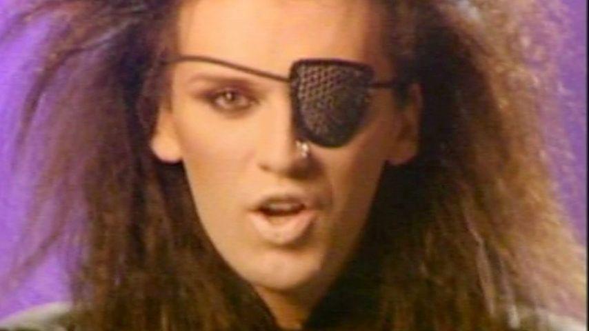 """Pete Burns als Sänger von """"Dead Or Alive"""" in den 80ern"""