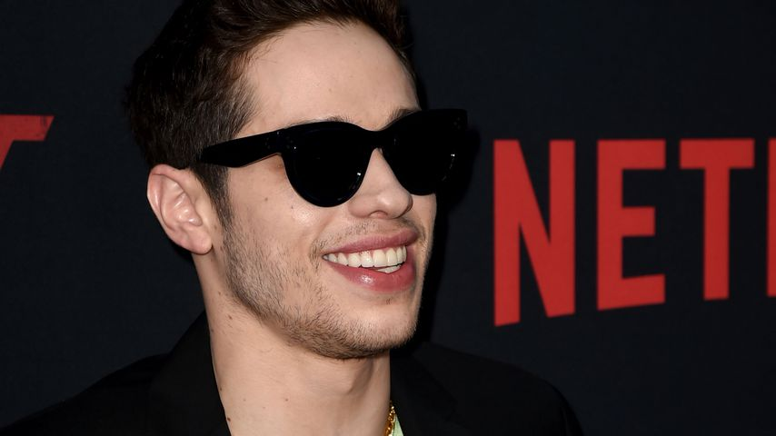 "Pete Davidson bei der Premiere von ""The Dirt"" in Hollywood"