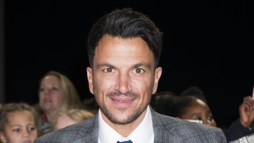Peter Andre im Oktober 2018