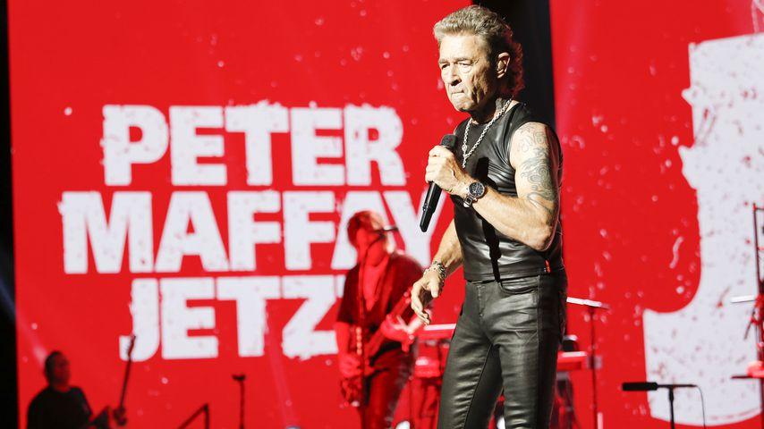 Peter Maffay an seinem 50-jährigen Jubiläumskonzert in Berlin, August 2019