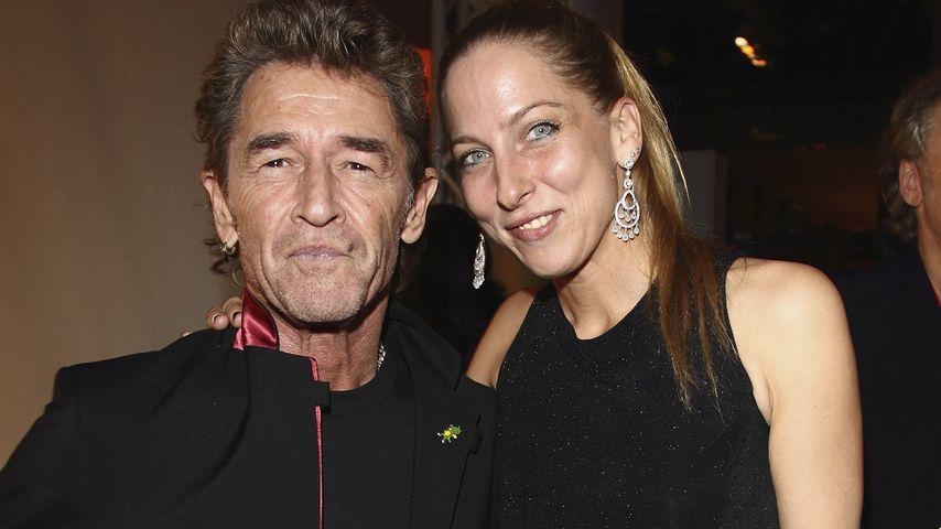 """Peter Maffay und seine Ex Tania Spengler, """"Ein Herz für Kinder""""-Gala 2011"""