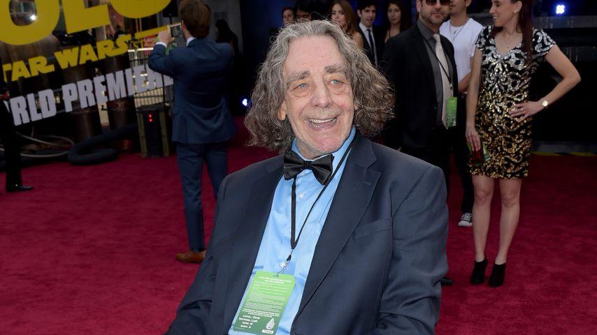 Peter Mayhew im Mai 2018 in Kalifornien