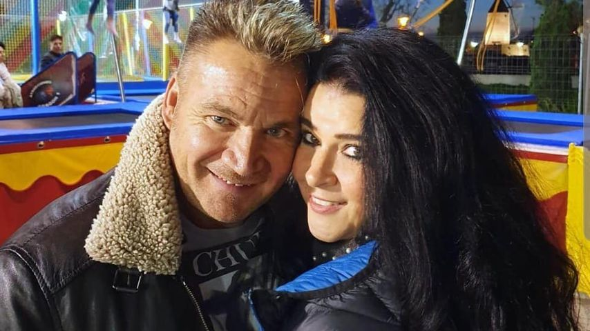 Peter und Iris Klein im Dezember 2019