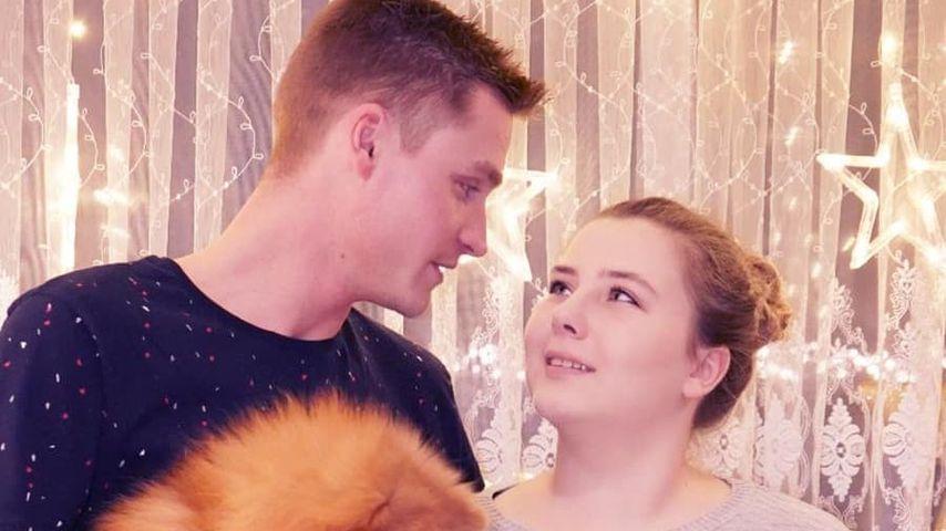 Peter und Sarafina Wollny im Dezember 2020