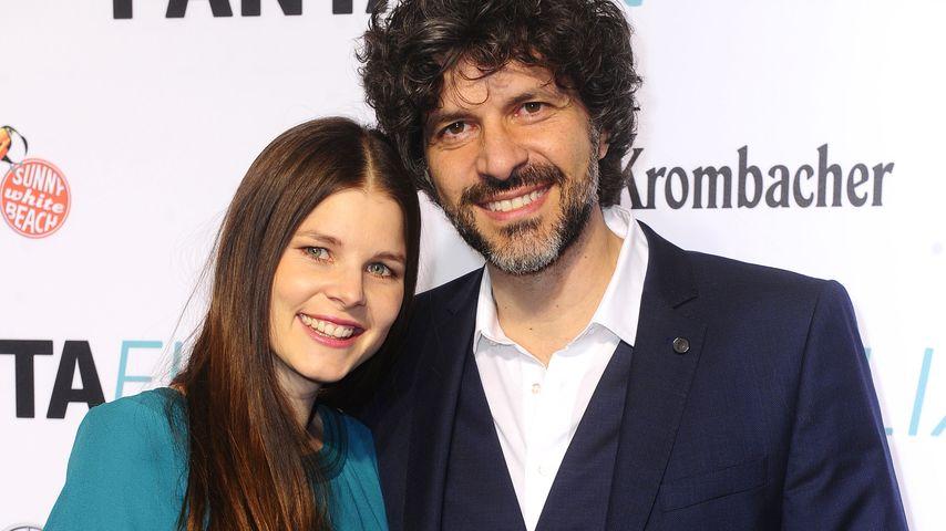 Petra Auer und Pasquale Aleardi während der Berlinale 2016