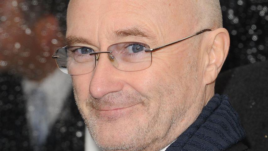 """Phil Collins bei der """"Mirror Mirror""""-Premiere in Hollywood"""