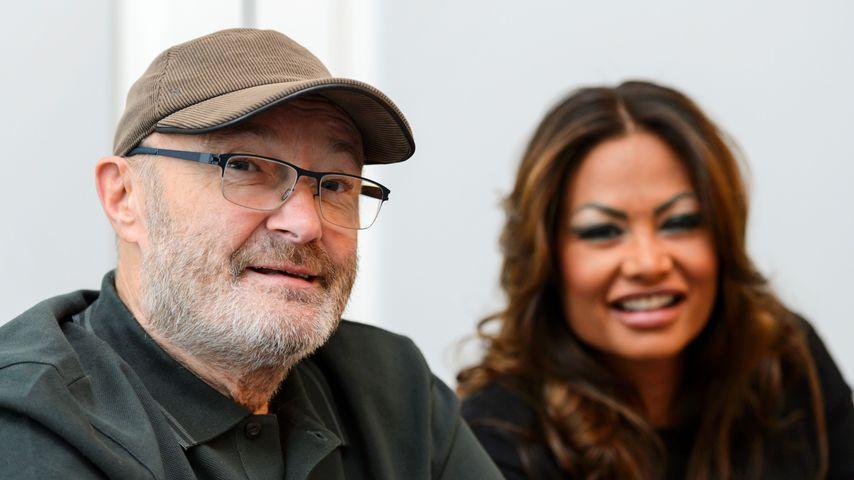 Streit um Haus: Phil Collins und Ex-Frau treffen aufeinander