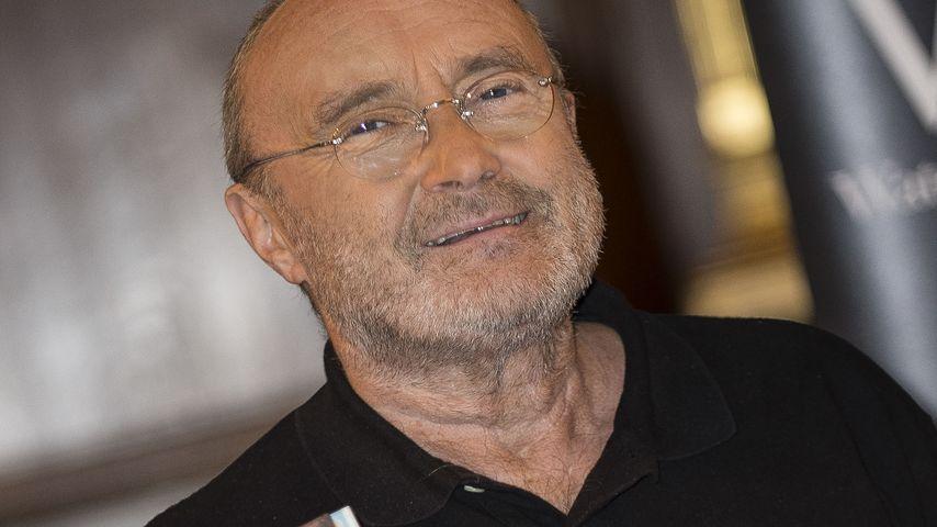 Beichte: Alkoholsucht kostete Phil Collins fast das Leben