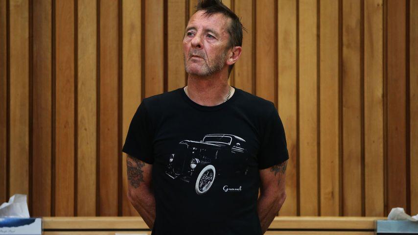 Berufung abgelehnt: 8 Monate Hausarrest für AC/DC-Paul Rudd