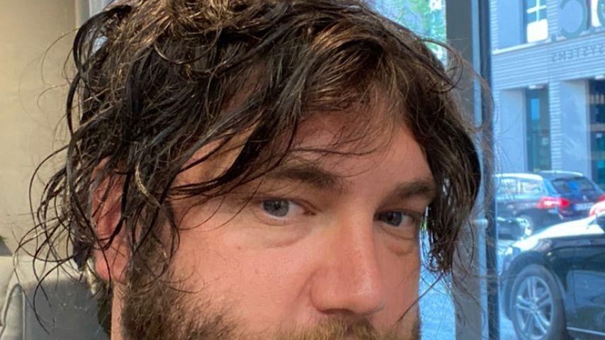 Philipp beim Friseur