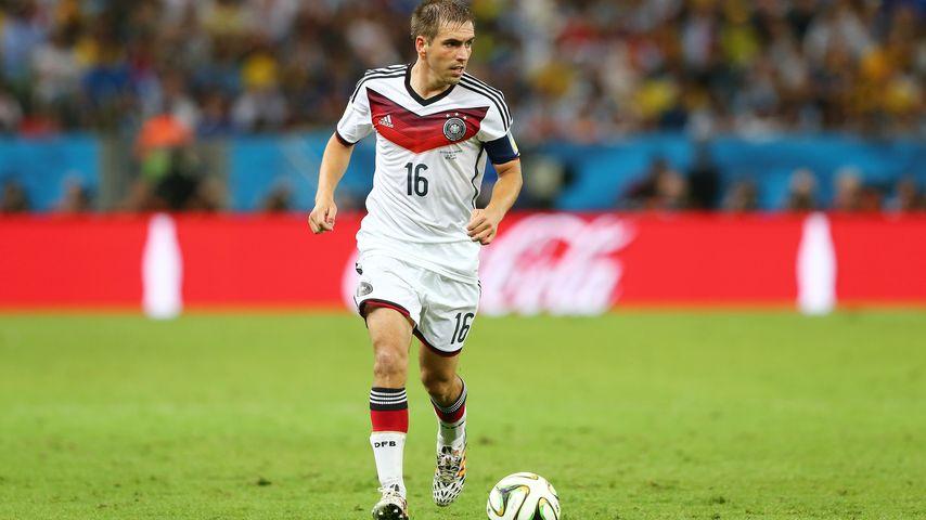 Philipp Lahm bei der WM 2014