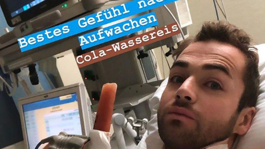 Philipp Stehler im Mai 2019