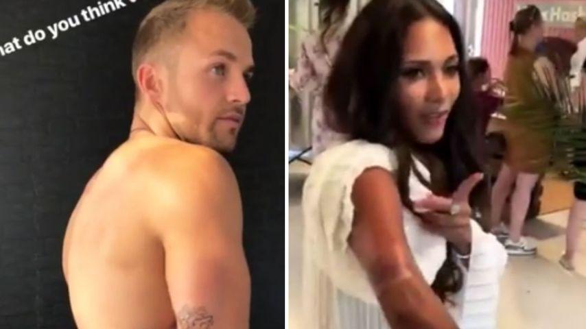 BiP-Paar Philipp Stehler & Pam: Kommt jetzt ein Paar-Tattoo?