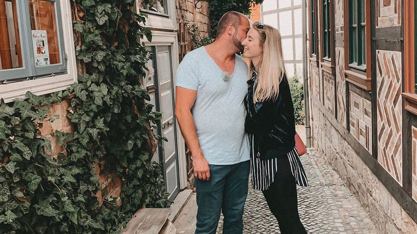 """Philipp und Melissa, bekannt aus """"Hochzeit auf den ersten Blick"""""""