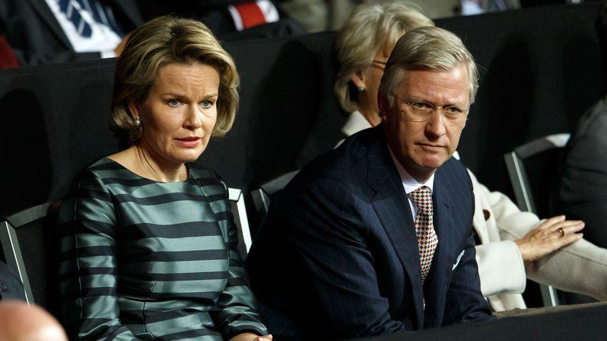 Terror in Brüssel: So reagiert das belgische Königshaus!