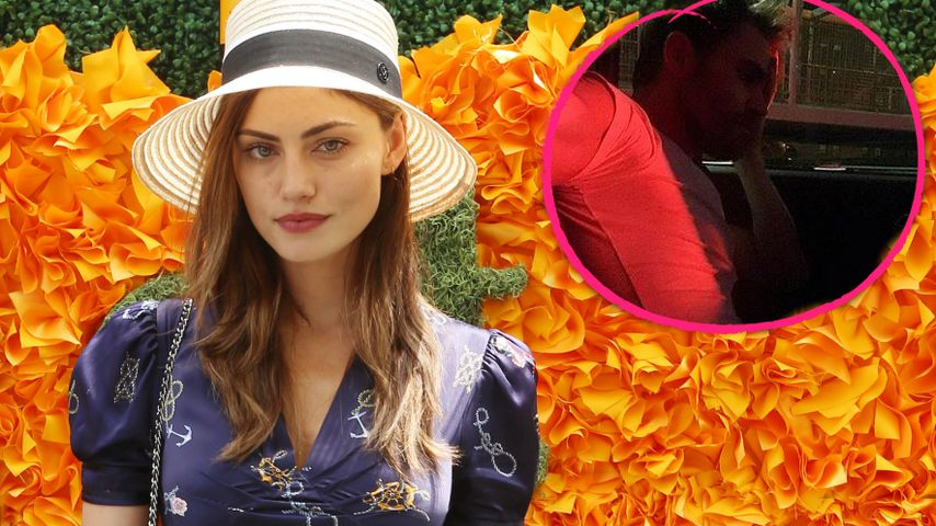 Liebes-Comeback? Phoebe Tonkin postet Pic von Ex Paul Wesley