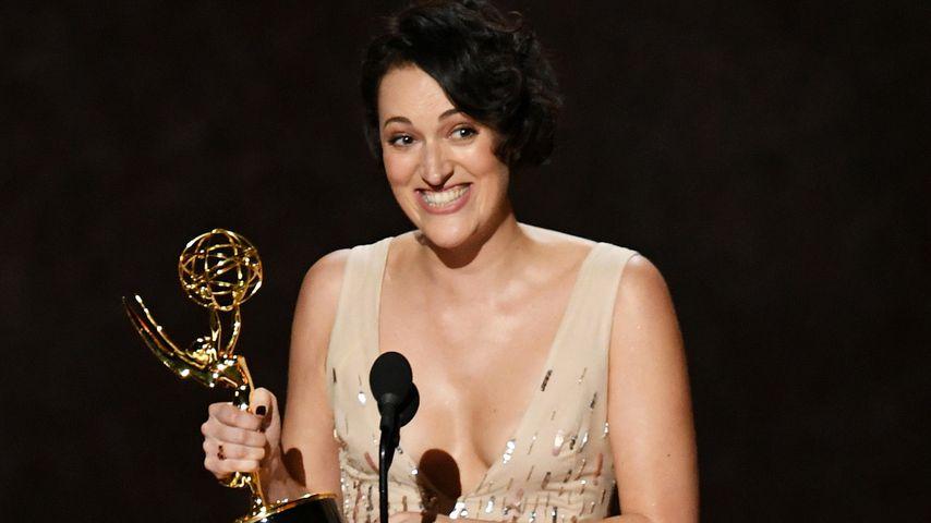 """Phoebe Waller-Bridge, Gewinnerin in der Kategorie """"Beste Hauptdarstellerin in einer Comedy-Serie"""""""