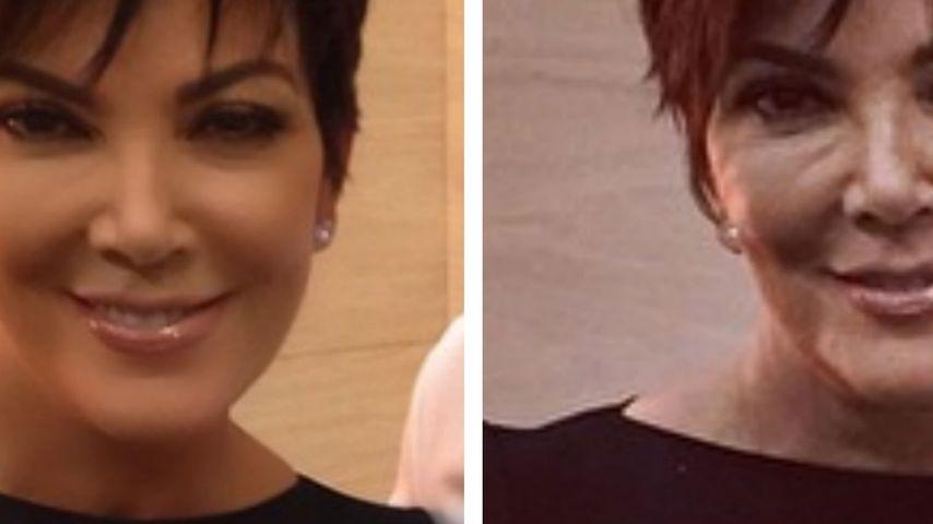 Photoshop-Flop: Was ist nur mit Kris Jenner los?