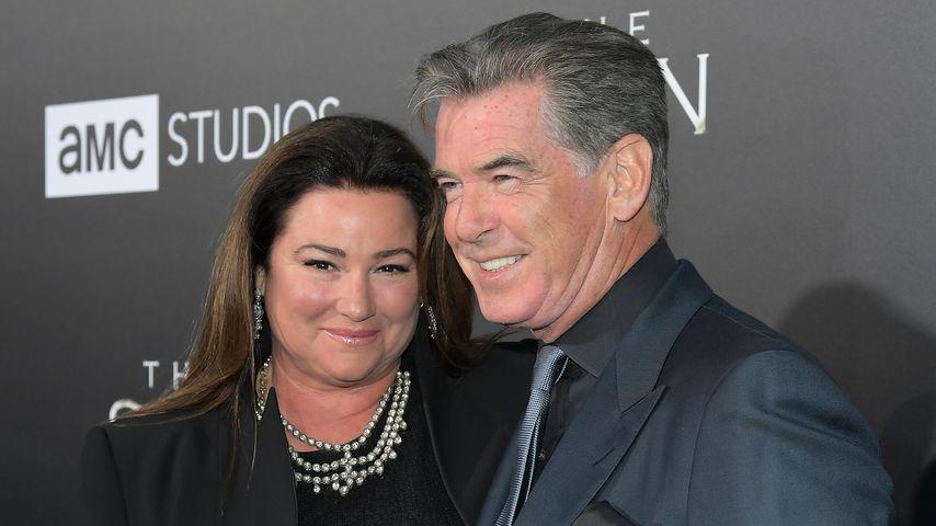 Pierce Brosnan und seine Ehefrau Keely