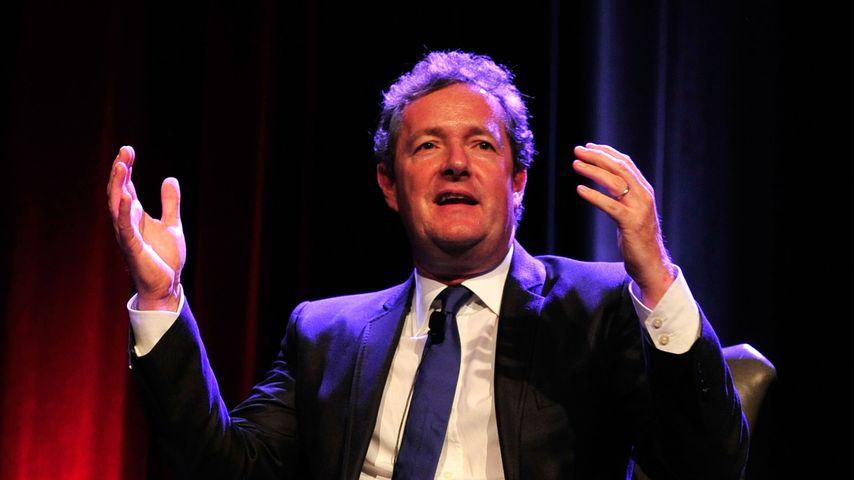 Moderator Piers Morgan