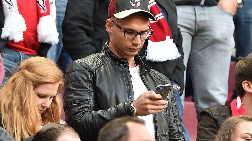 Pietro Lombardi beim Spiel 1. FC Köln vs FC Ingolstadt