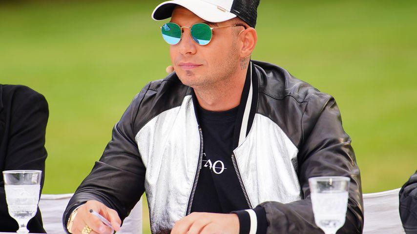 Ex-DSDS-Juror Pietro Lombardi beim Recall-Finale im Februar 2020