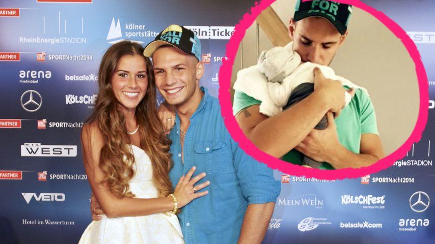 """""""Jetzt ist Alessio gesund"""": Sarah & Pietro atmen endlich auf"""