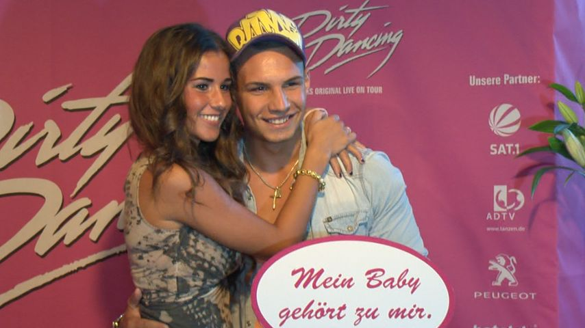 """Trotz VL-Schock: Die Stars feiern """"Dirty Dancing"""""""