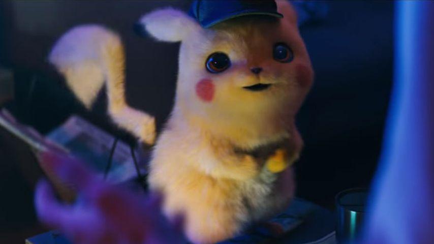 """""""Pokémon Detective Pikachu""""-Trailer geht durch die Decke!"""