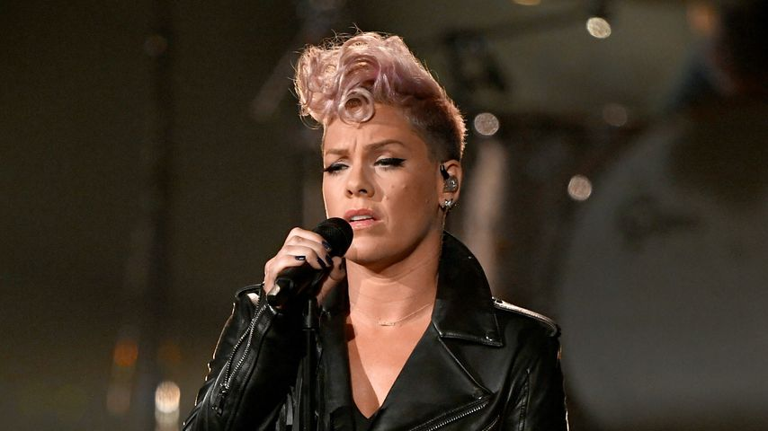 "X-Factor UK: Total-Ausraster von ""Pink""-Double"