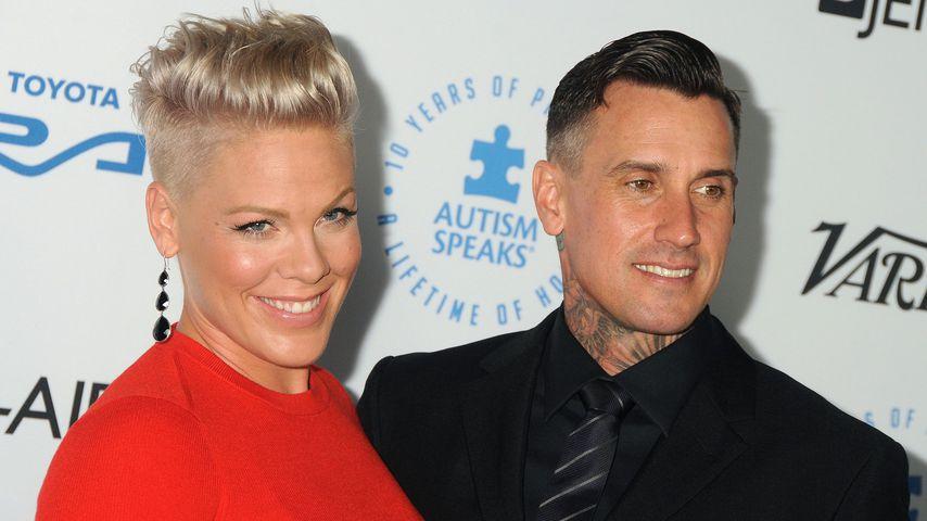 14 Jahre: Pink und Carey Hart verraten ihr Ehe-Geheimnis!