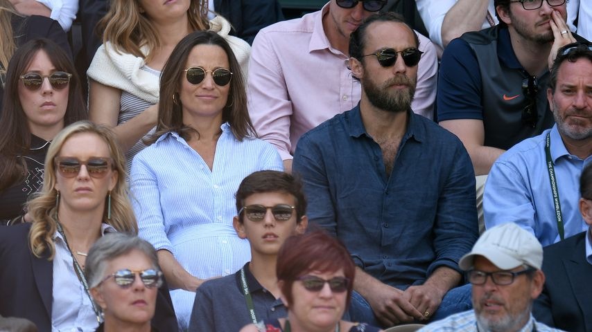 Pippa Matthews und James Middleton