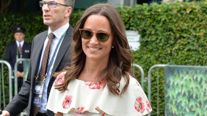 Verlobung bei Pippa Middleton? Sie soll ihren James heiraten