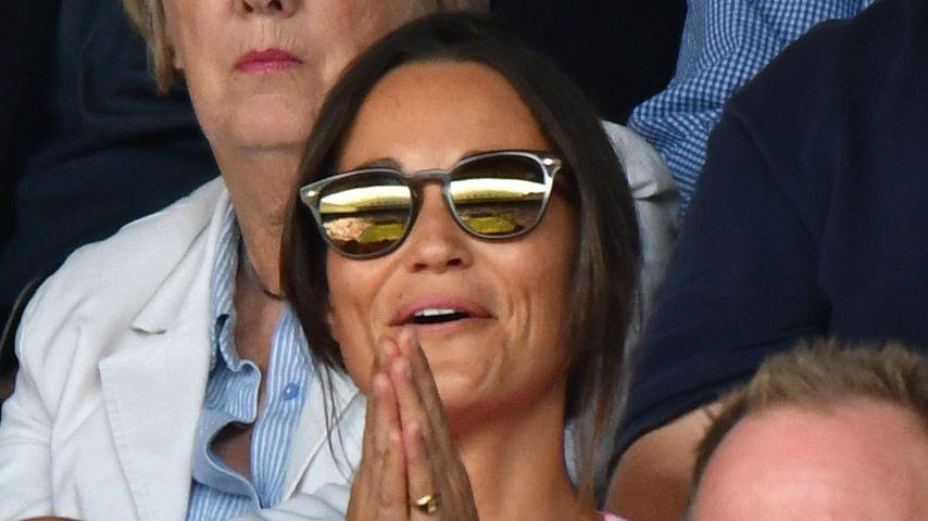 Pippa Middleton beim Wimbledon-Halbfinale