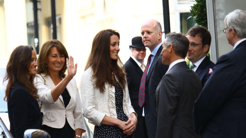 Pippa Middleton, Carole Middleton und Herzogin Kate