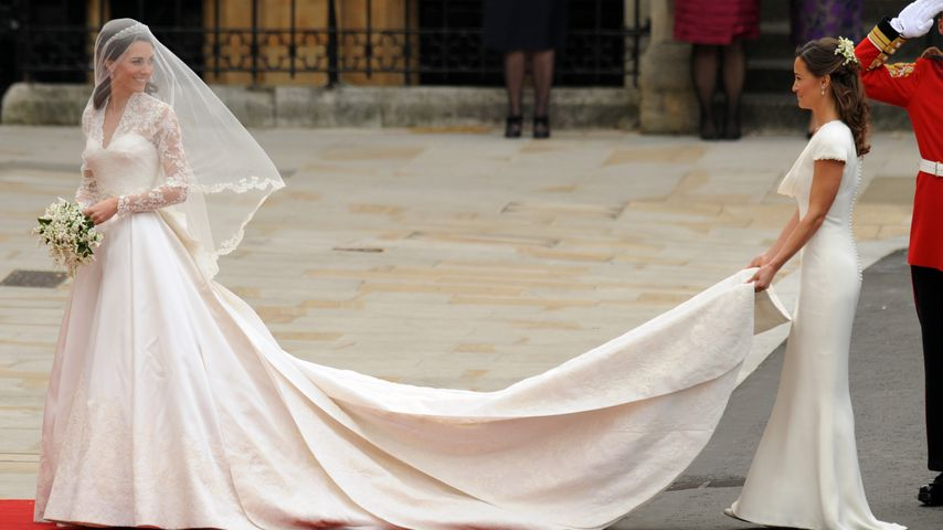 Er klaute 3.000 Fotos: Pippa Middletons Hacker verhaftet!
