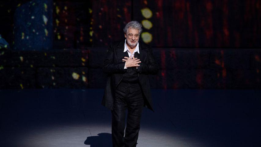 Nach Belästigungsvorwurf: Plácido Domingo auf Bühne umjubelt