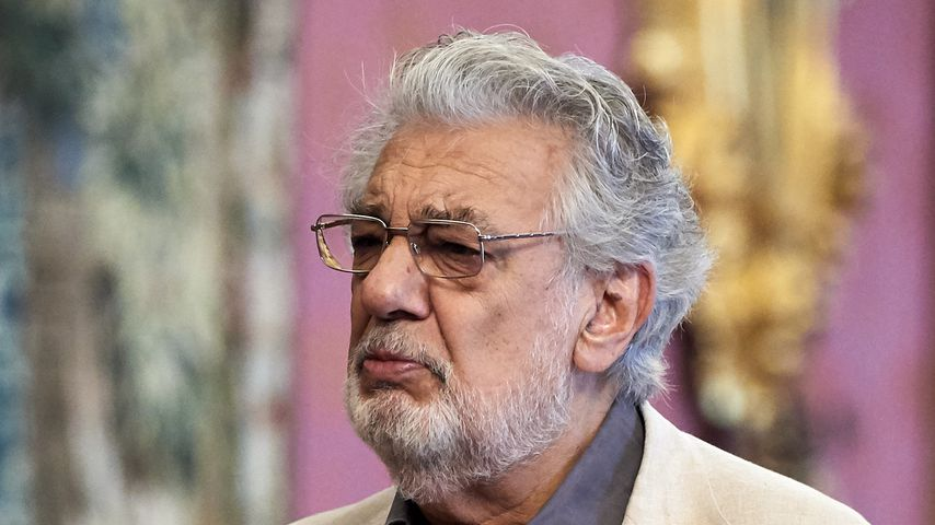 Placido Domingo, Juli 2019