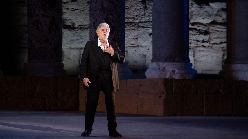 Opernstar Plácido Domingo